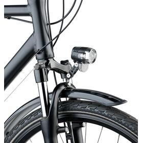 Axa Blueline 50 Steady Auto - Éclairage vélo - avec interrupteur, capteur et feu de position noir